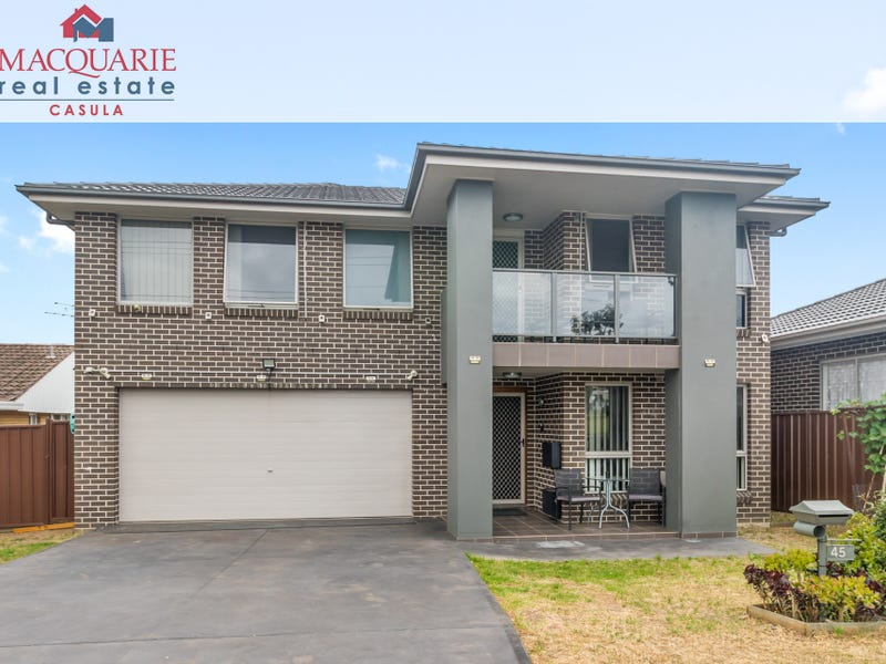 45 Lions Avenue, Lurnea, NSW 2170