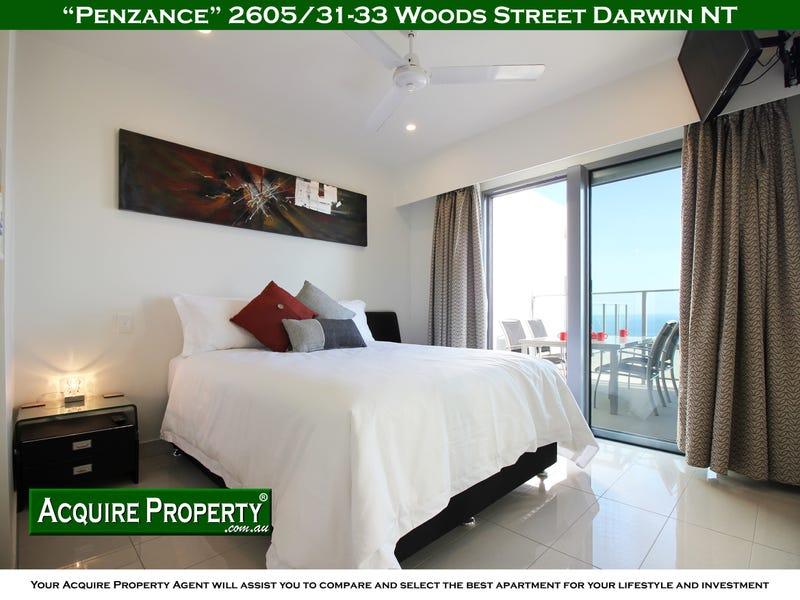 2605/33 Woods Street, Darwin City, NT 0800