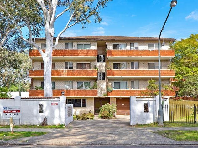 7/1 Waterside Crescent, Carramar, NSW 2163