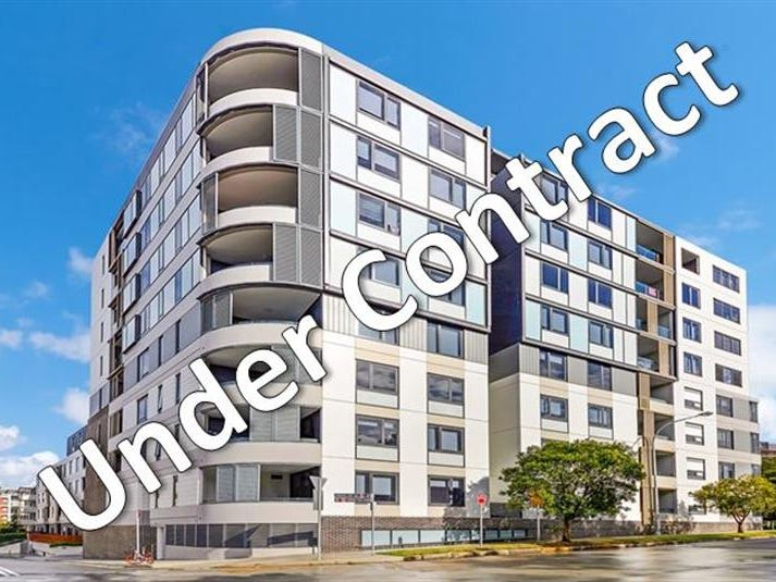 640/22 Hudson Street, Lewisham, NSW 2049
