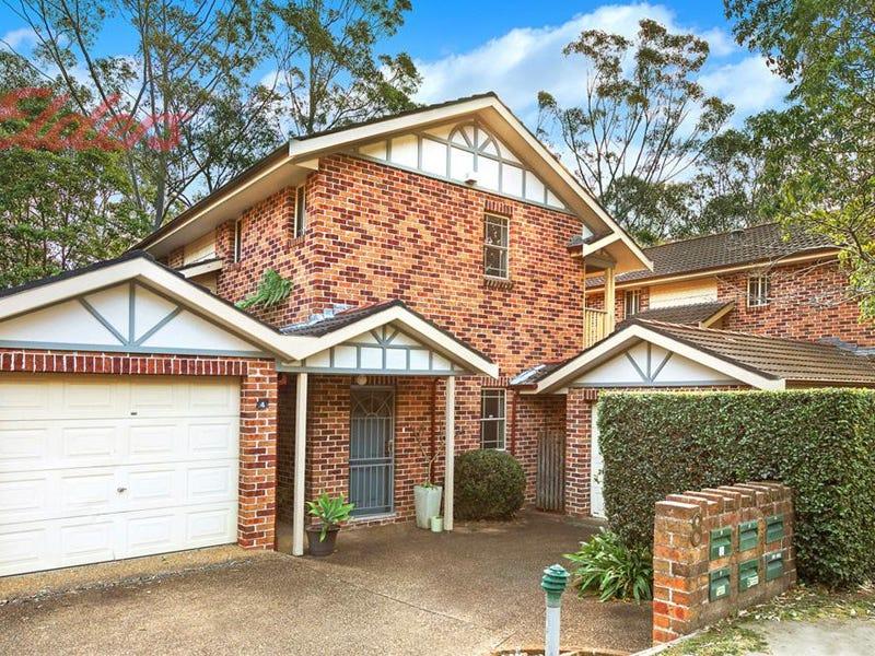 4/8 Bundarra Ave, Wahroonga, NSW 2076