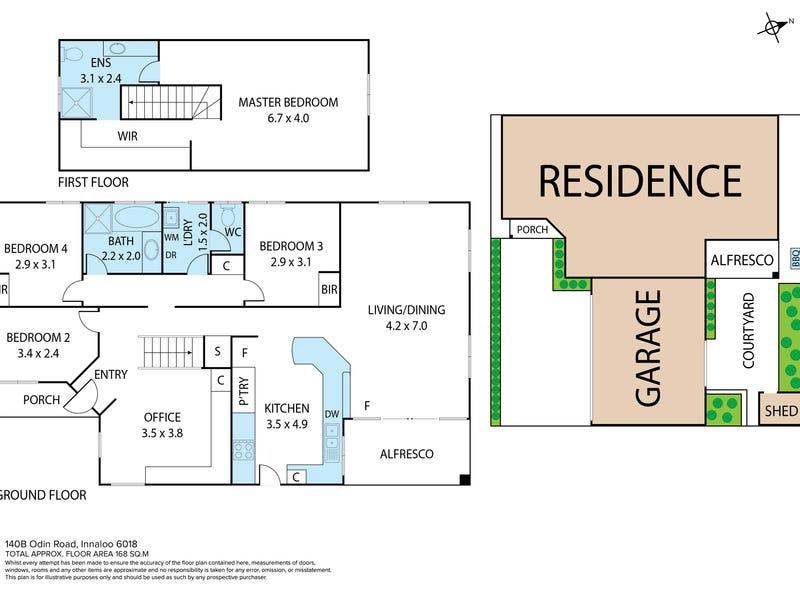 140b ODIN ROAD, Innaloo, WA 6018 - Townhouse for Sale