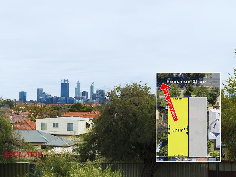 105 Hensman Street, South Perth