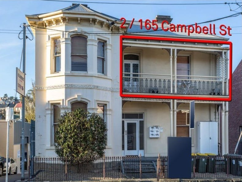 2/165 Campbell Street, North Hobart, Tas 7000