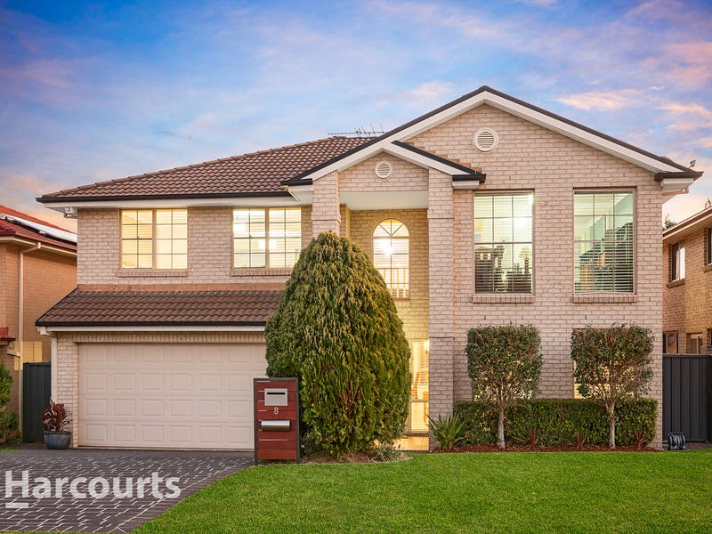 8 Weeroona Place, Rouse Hill, NSW 2155