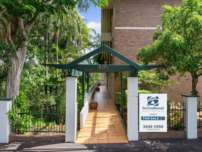 3/201 Gladstone Road, Highgate Hill, Qld 4101