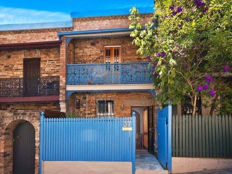 37 Foss Street, Forest Lodge, NSW 2037