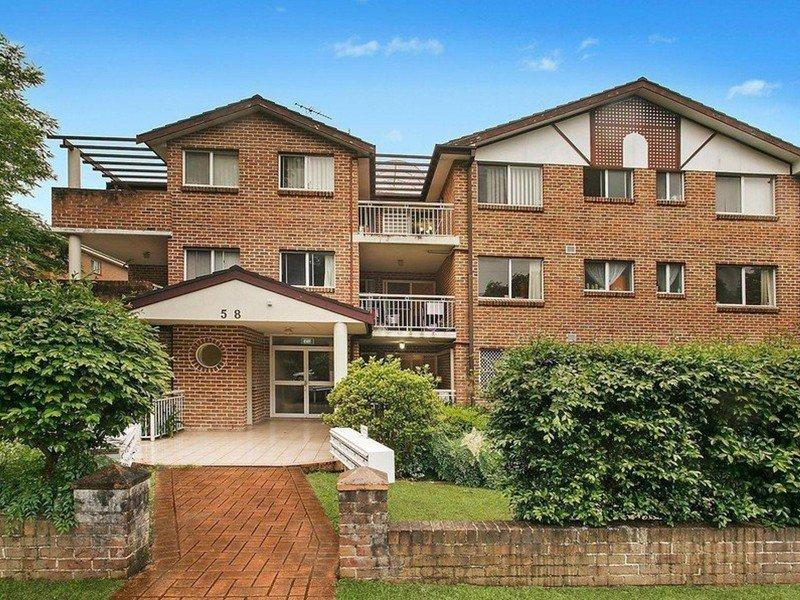 2/58-60 Albert Street, Hornsby, NSW 2077