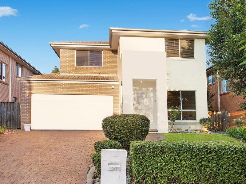 20 Courtley Avenue, Kellyville Ridge, NSW 2155
