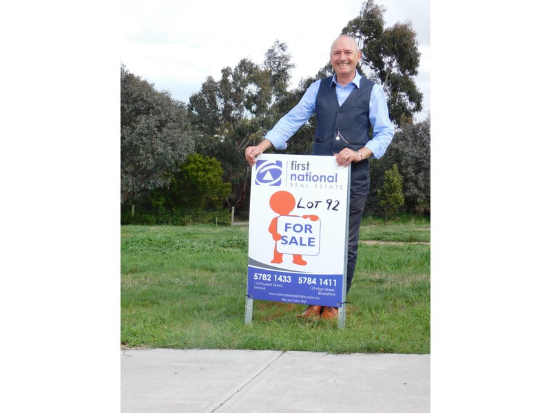 Lot 92  Natures Run, Kilmore, Vic 3764