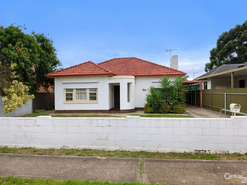 13 Irwin Street, Woodville West, SA 5011