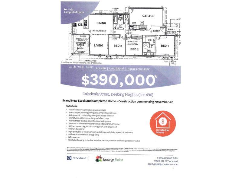 91 Caladenia Street, Deebing Heights, Qld 4306