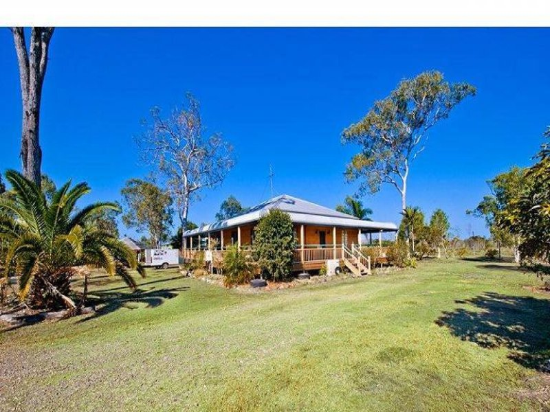 153 DAIRY INN ROAD, Ironpot, Qld 4701