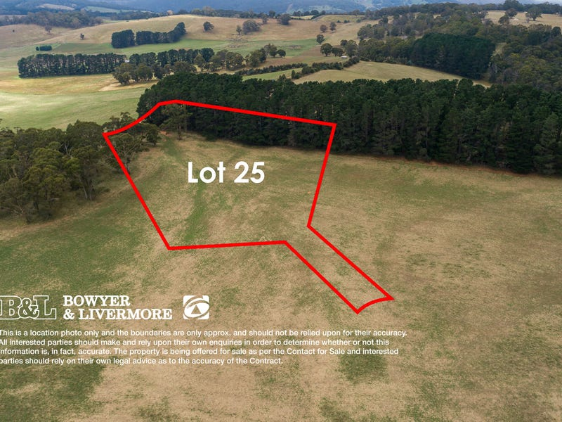 Proposed Lot 25 Part 175 Titania Road, Oberon, NSW 2787