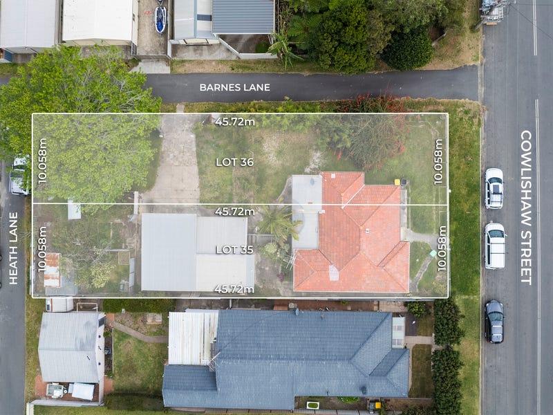Lots 35,36, 74 Cowlishaw Street, Redhead, NSW 2290