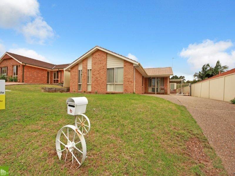 6 Corunna Cres Flinders NSW 2529