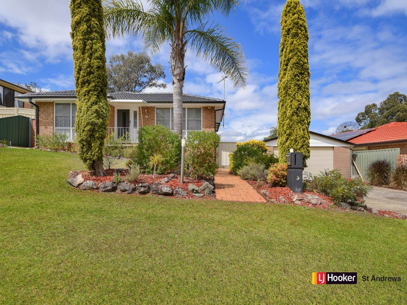 18 Fluorite Place, Eagle Vale, NSW 2558
