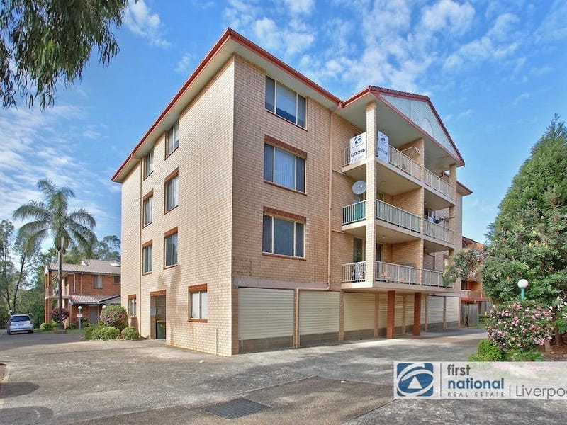 45/4 Riverpark Drive, Liverpool, NSW 2170