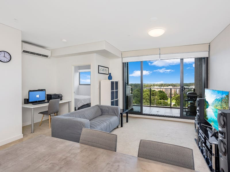 910/135-137 Pacific Highway, Hornsby, NSW 2077