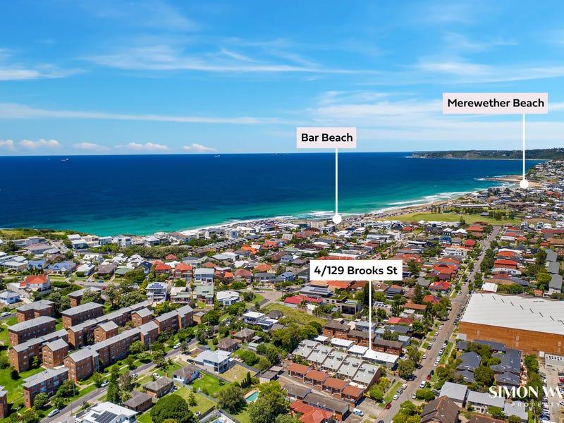 4/129 Brooks Street, Bar Beach, NSW 2300
