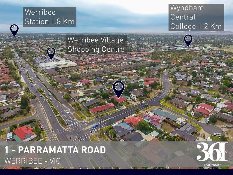 1. Parramatta Road, Werribee