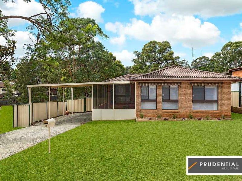 16 Boythorn Avenue, Ambarvale, NSW 2560