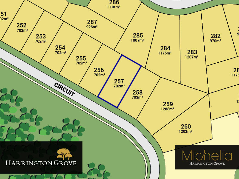 Lot 257, Castlemaine Circuit, Harrington Park, NSW 2567