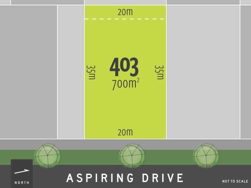 Lot 403, Aspiring Drive, Huntly, Vic 3551