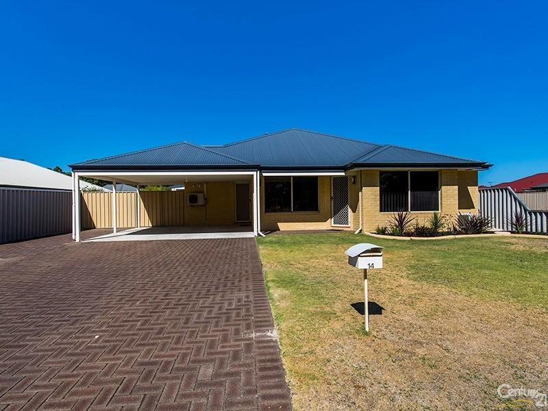 14 Cockatoo Gate, Australind, WA 6233