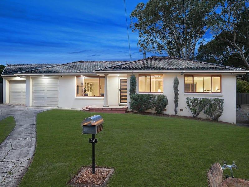26 Elgin Place, Winston Hills, NSW 2153