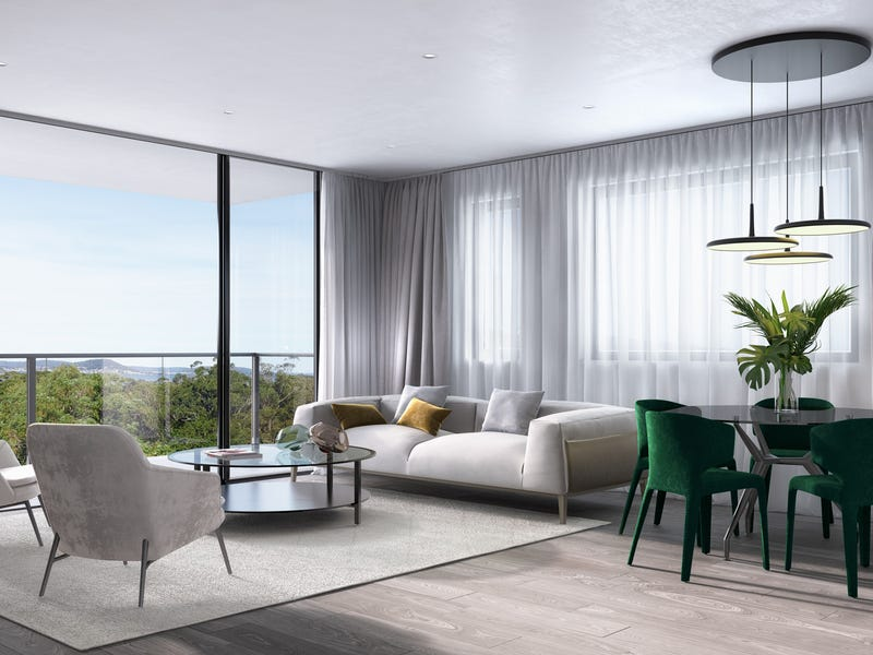 Penthouse 71 Vista, 8-10 Moore Street, West Gosford, NSW 2250