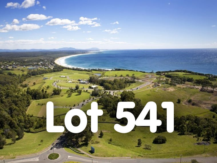 Lot 541, Lot 541 Maslin Close, Diamond Beach, NSW 2430