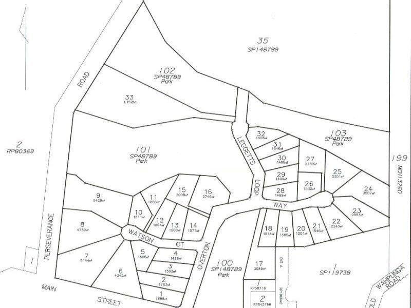 Lot 25 Overton Way, Kin Kin, Qld 4571