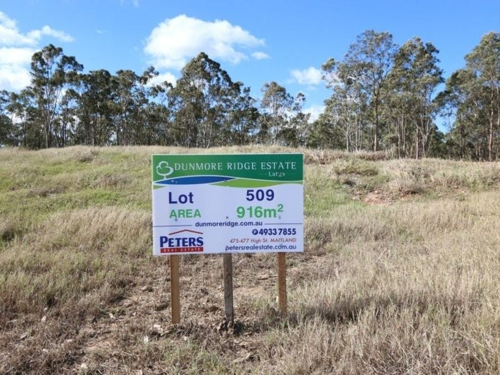 Lot 509 Stayard Drive, Largs, NSW 2320