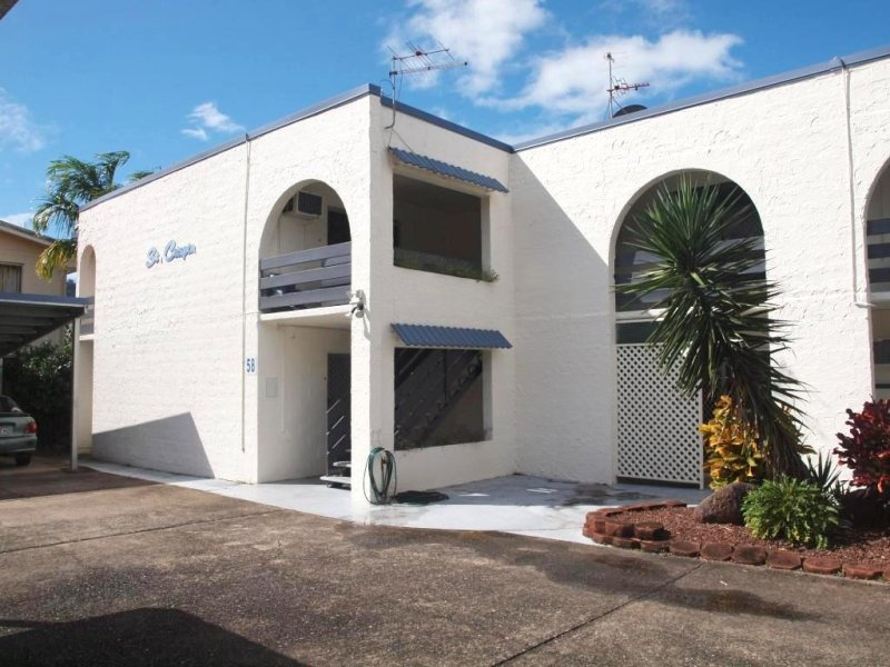 2/58 Boden Street, Edge Hill, Qld 4870
