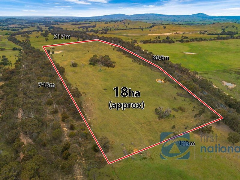 705 Ladderhill Road, Tooborac, Vic 3522