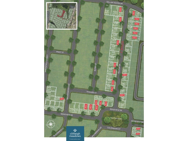 Lot 7, 7 NEW Land Stage 7, Cliftleigh
