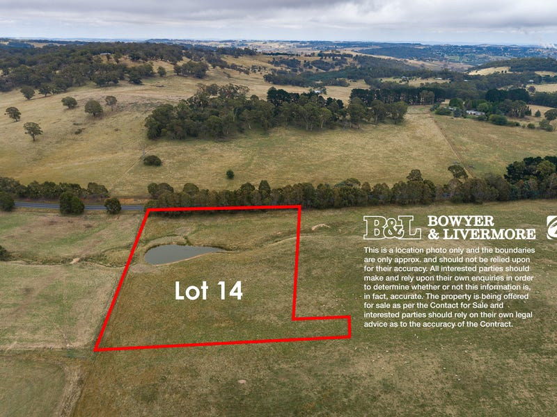 Proposed Lot 14 Part 175 Titania Road, Oberon, NSW 2787