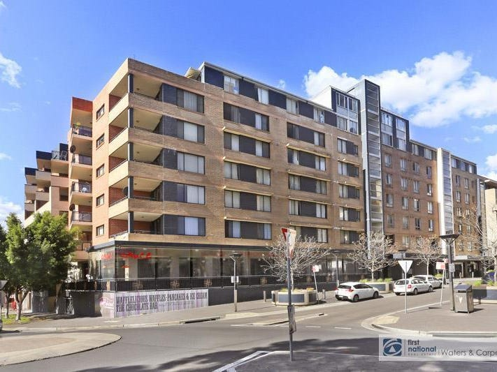 1208/57-72  Queen Street, Auburn, NSW 2144