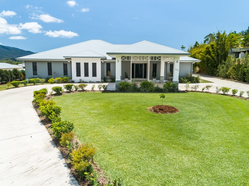 20 Honeyeater Crescent, Cannon Valley, Qld 4800