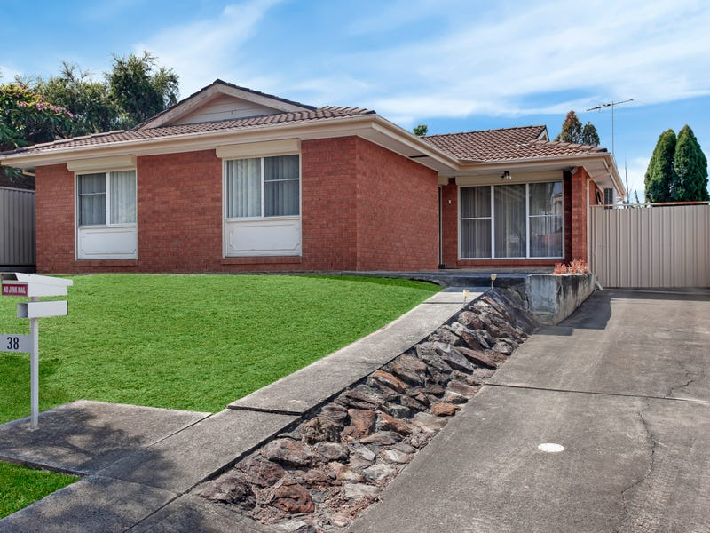 38 Ben Lomond Street, Bossley Park, NSW 2176