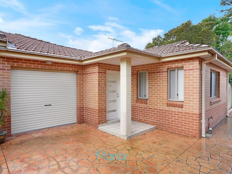 47B Boronia Street, South Wentworthville, NSW 2145