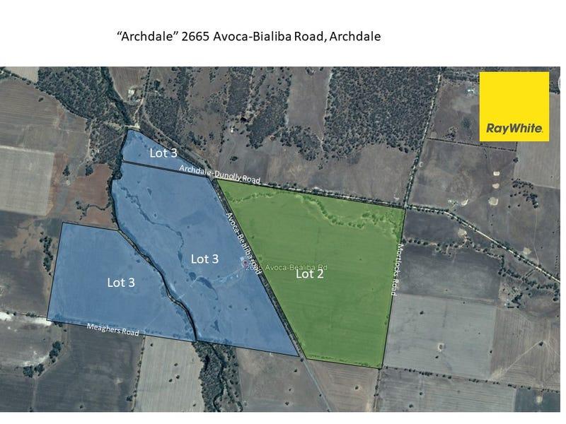 2665 Avoca Bealiba Road, Archdale, Vic 3475
