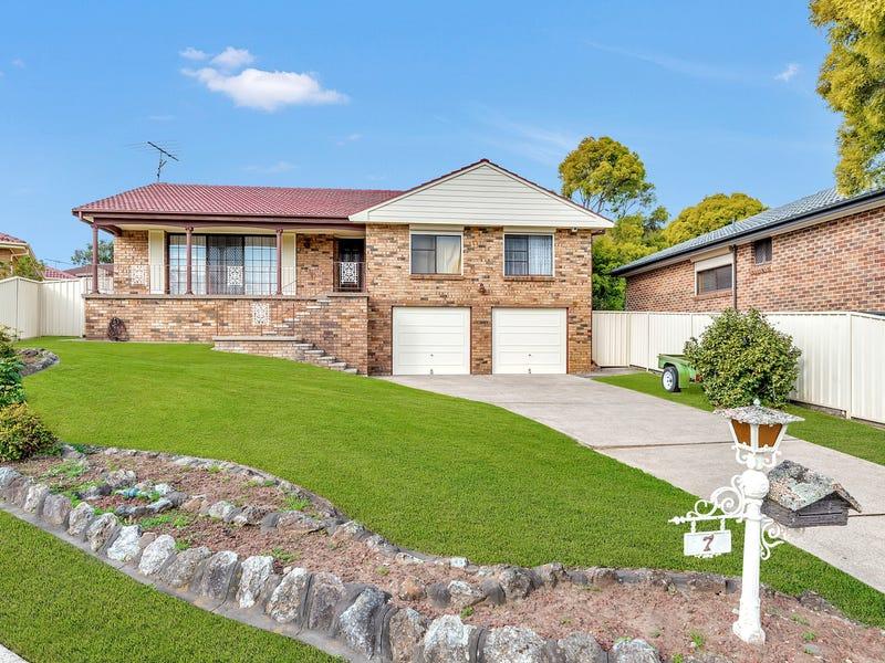 7 Clegg Place, Prairiewood, NSW 2176