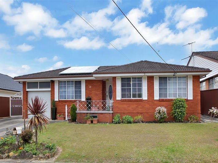 13  Jacqueline Crescent, Greenacre, NSW 2190