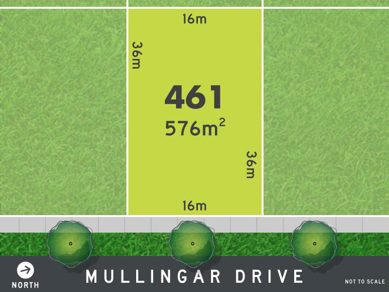 Lot 461, Mullingar Drive, Alfredton, Vic 3350