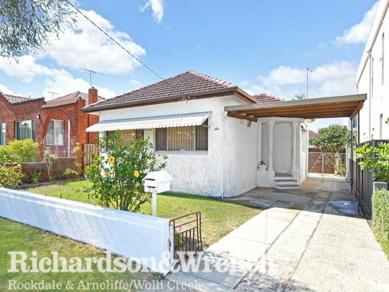 21 Culver Street, Monterey, NSW 2217