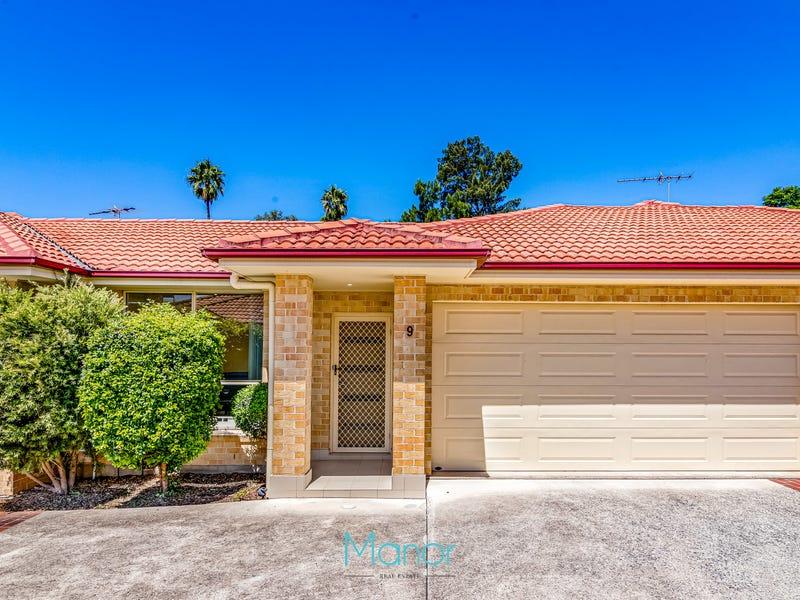9/19-21 Kenneth Avenue, Baulkham Hills, NSW 2153
