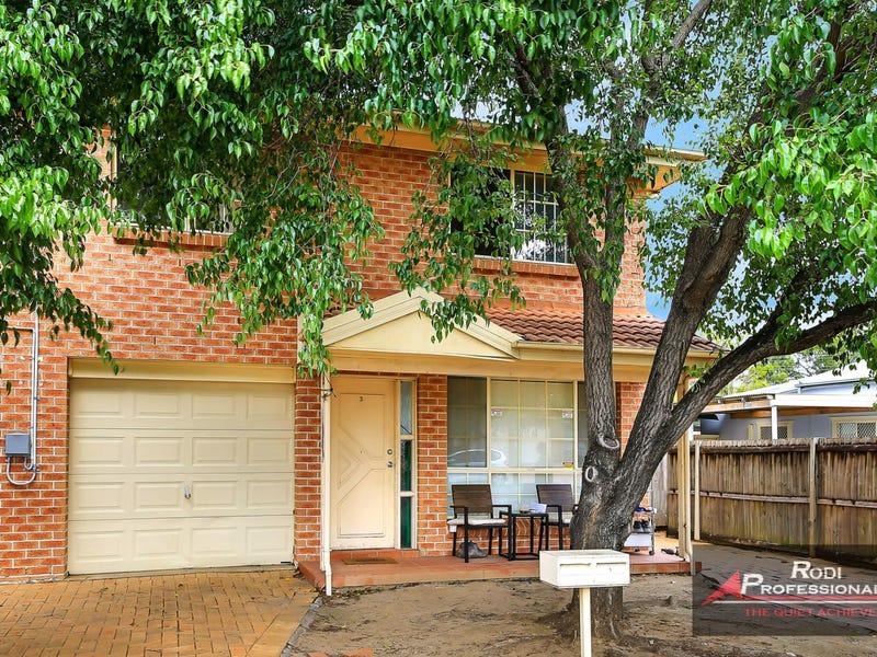 3/41a Woodburn road, Berala, NSW 2141