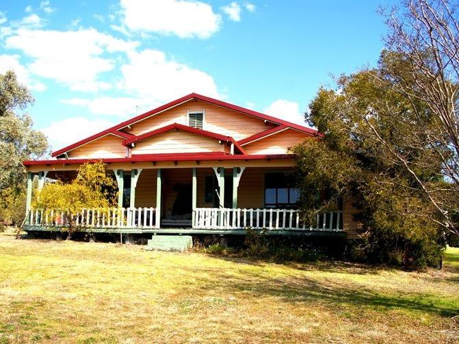 866 Wearnes Road, Bundarra, NSW 2359